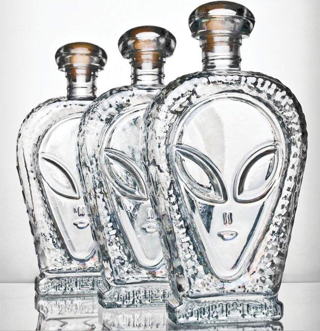 Alien Bottles