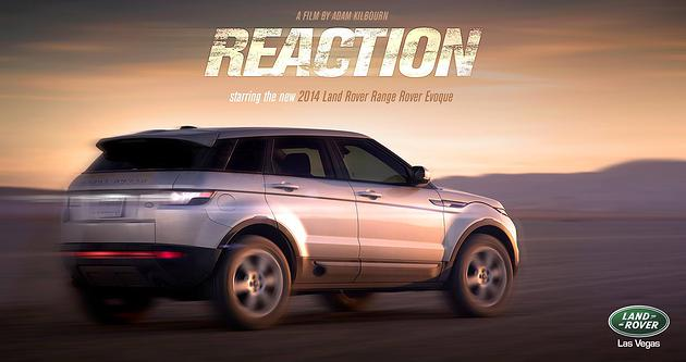 ReAction - Land Rover