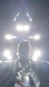 Adam Kilbourn on Stage