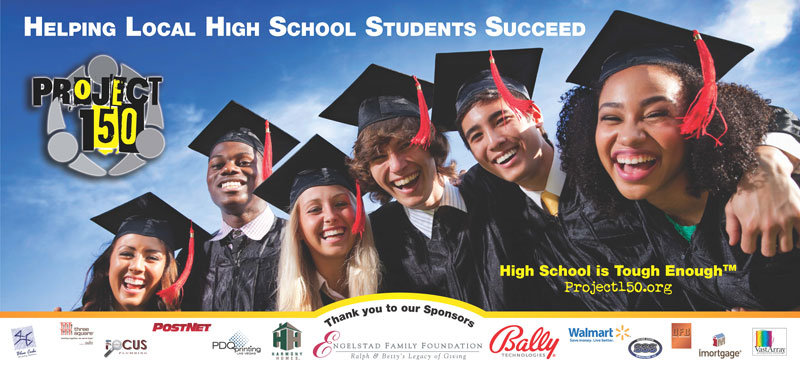 Project 150 - Helping High School Students Succeed
