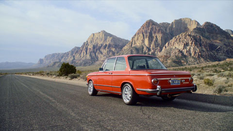 1973 BMW 2002 Restoration