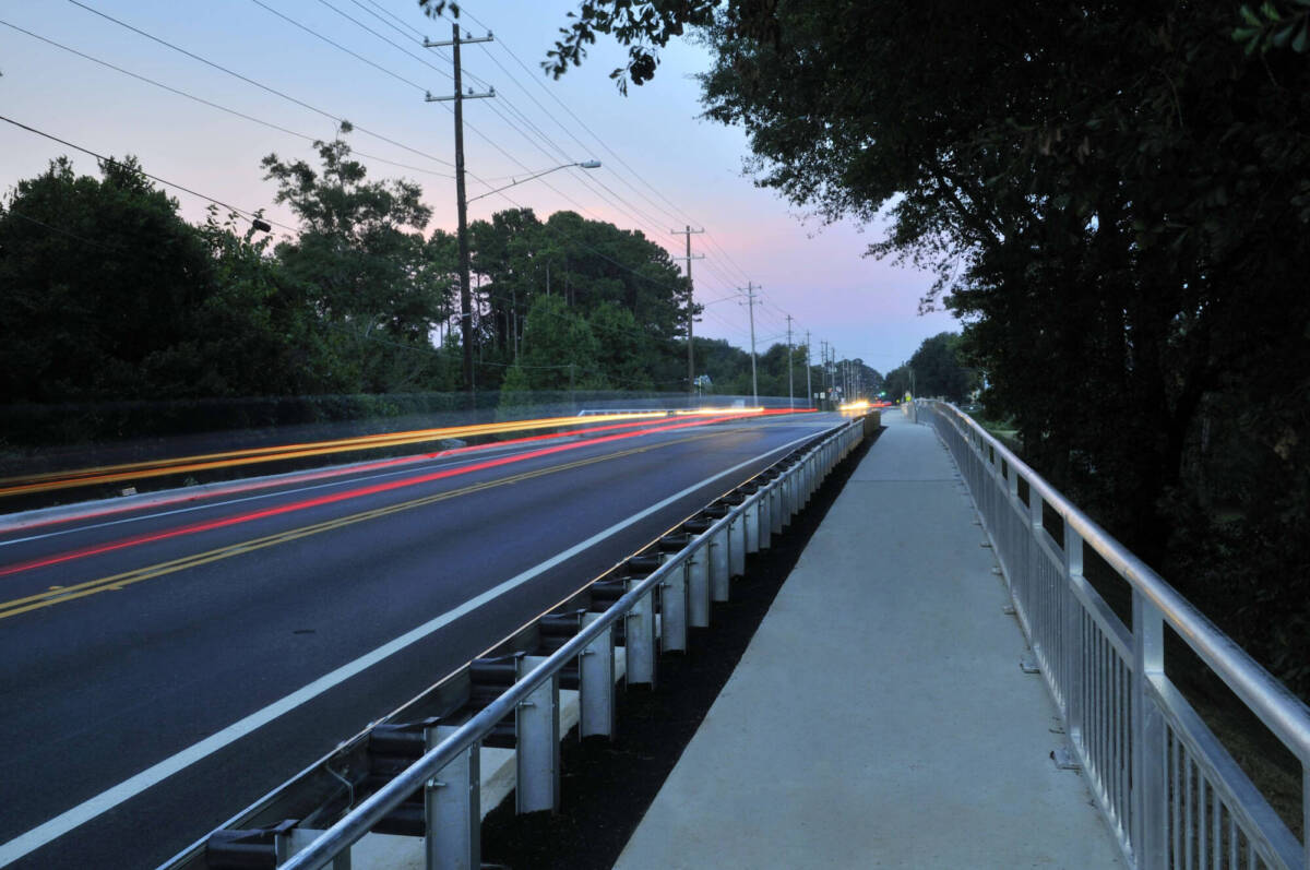 ST. MARKS TRAIL BRIDGE REPLACEMENT