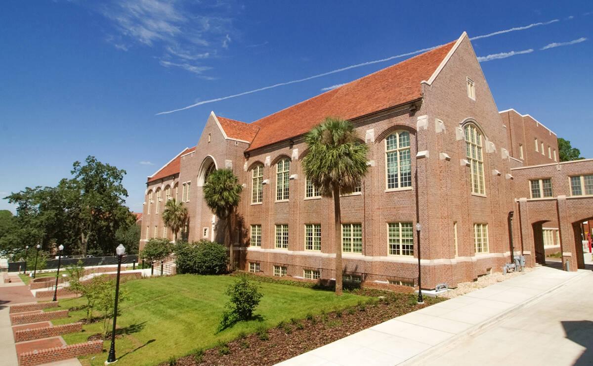 FSU Johnston Building