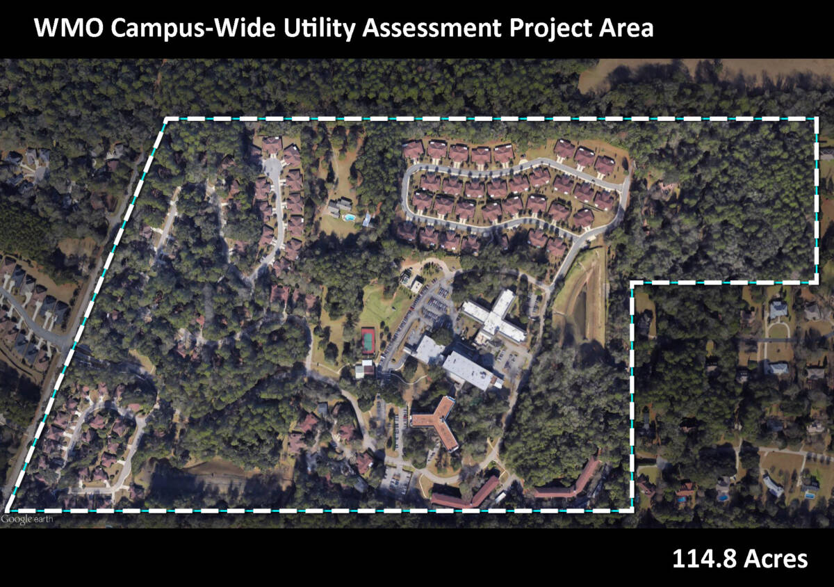 WMO CAMPUS-WIDE UTILITY CONDITIONS ASSESSMENT
