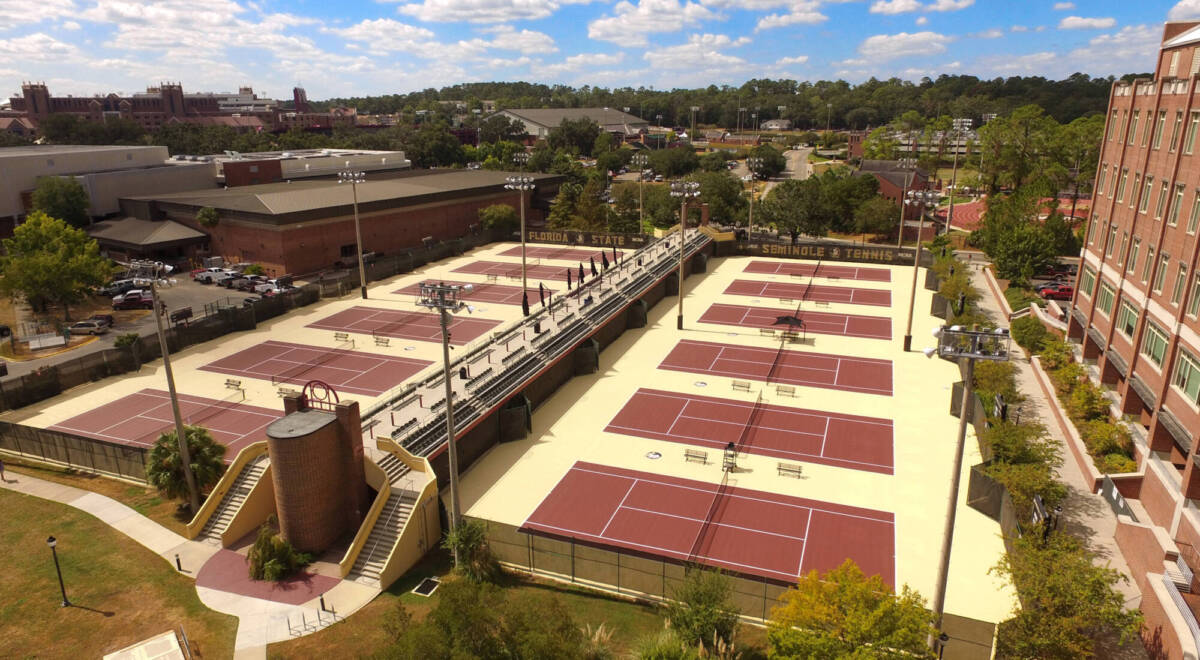FSU SPEICHER TENNIS CENTER COMPLEX RENOVATION