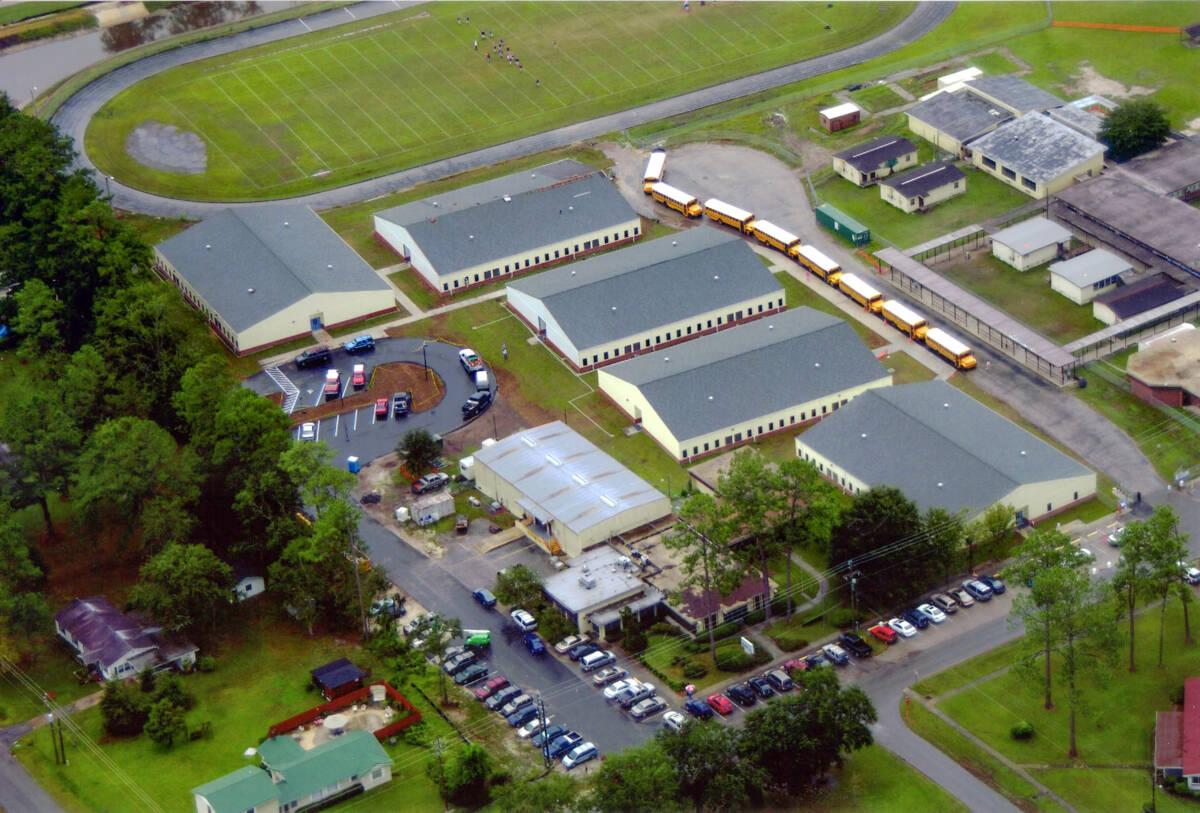 Baker County PK School