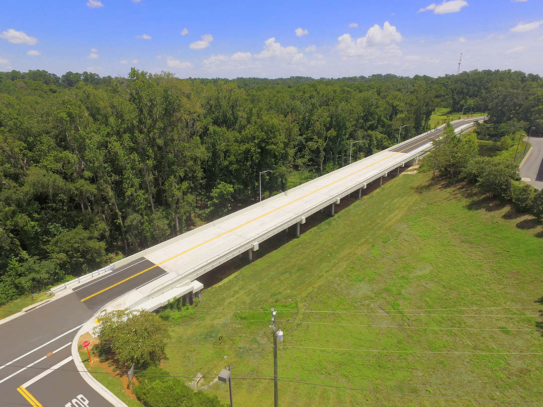 WEEMS ROAD EXTENSION
