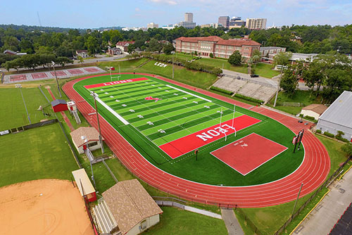 LEON HIGH SCHOOL FIELD SURFACE REPLACEMENT