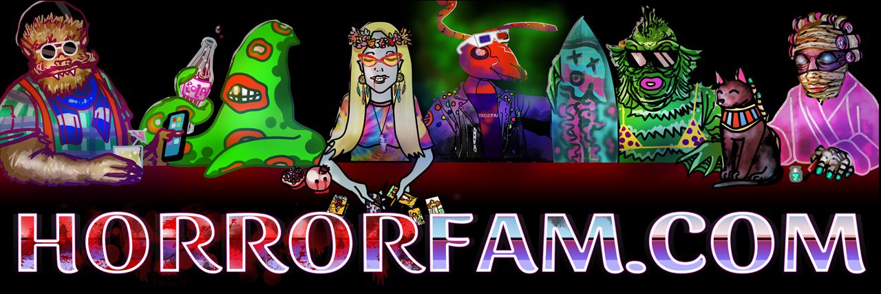 HorrorFam.com Banner