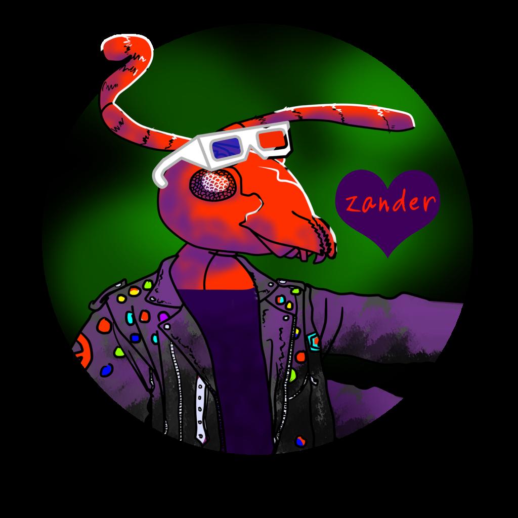 Zander Ant