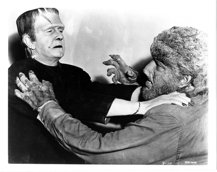 Frankenstein Meets the Wolfman 1943