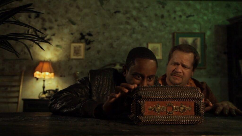 Houdini's Hand screenshot