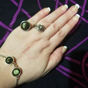 Moonglow Jewelry on hand