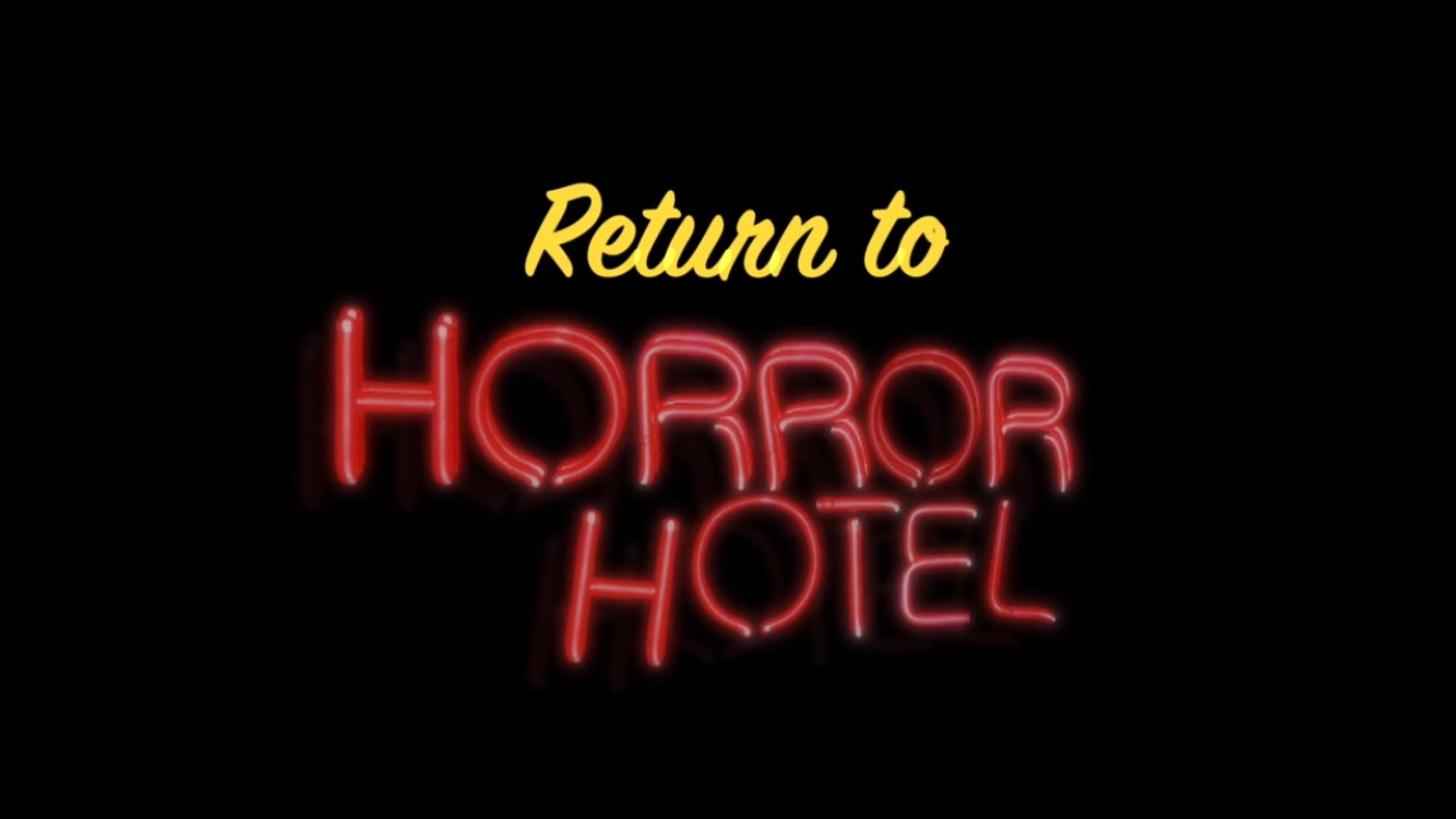 Return to Horror Hotel logo