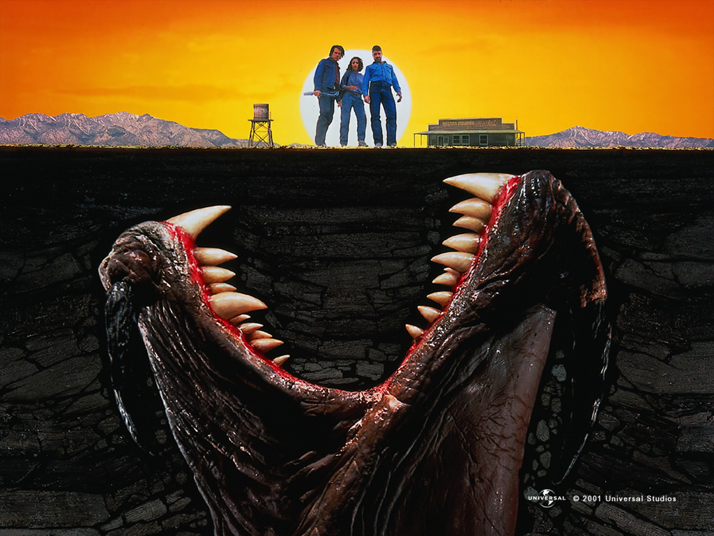 Tremors is a great movie any time, not just during the supermoon
