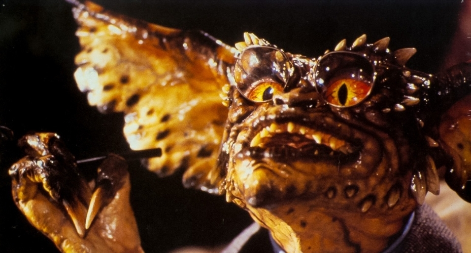 Brain Gremlin from Gremlins 2: The New Batch (image via MovieStillsDB)