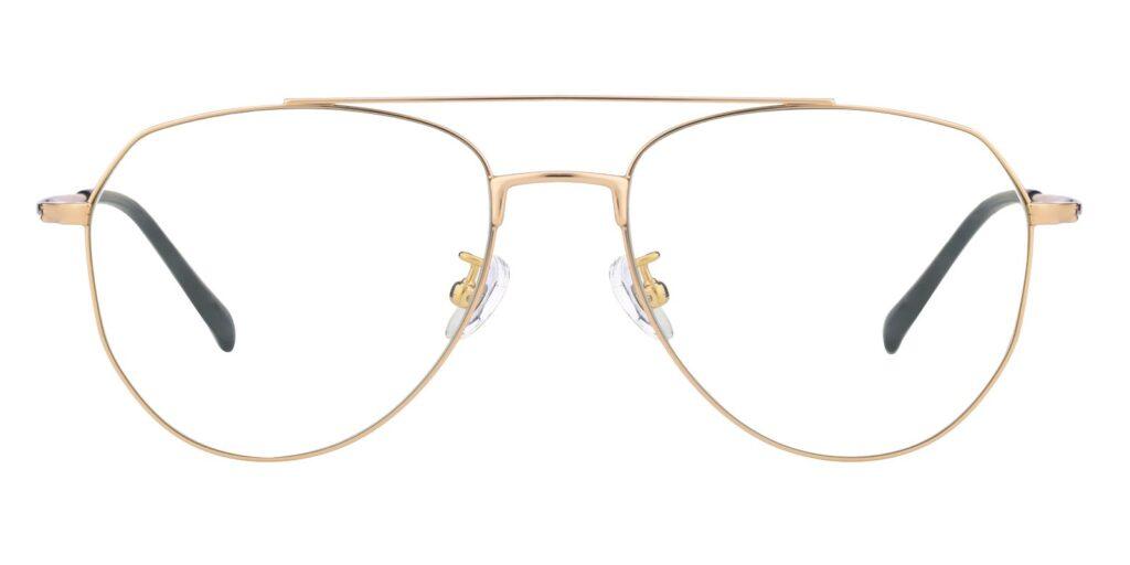 Herbert West aviator-style glasses from GlassesShop.com