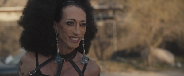 Mis Sadistic as Eleanor in Cannibal Comedian.