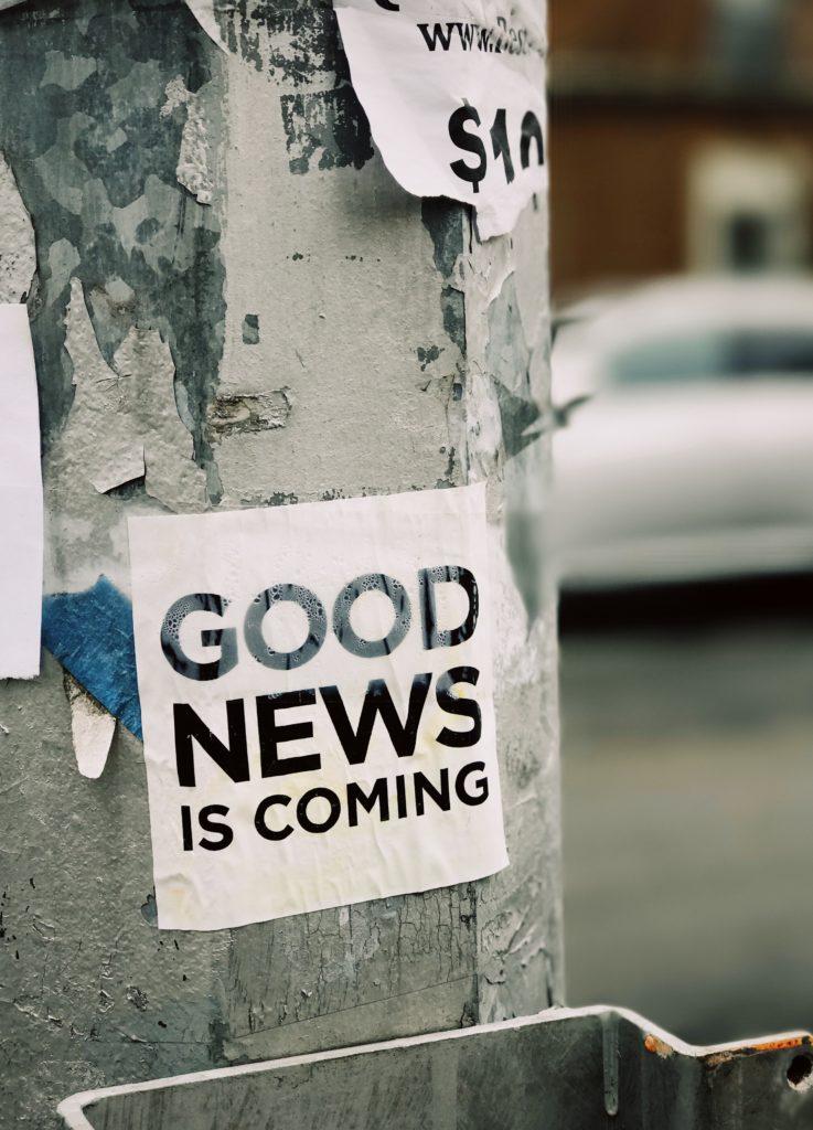 coronavirus good news