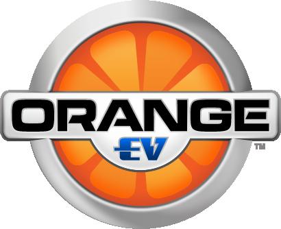 Orange EV Customer Portal Logo