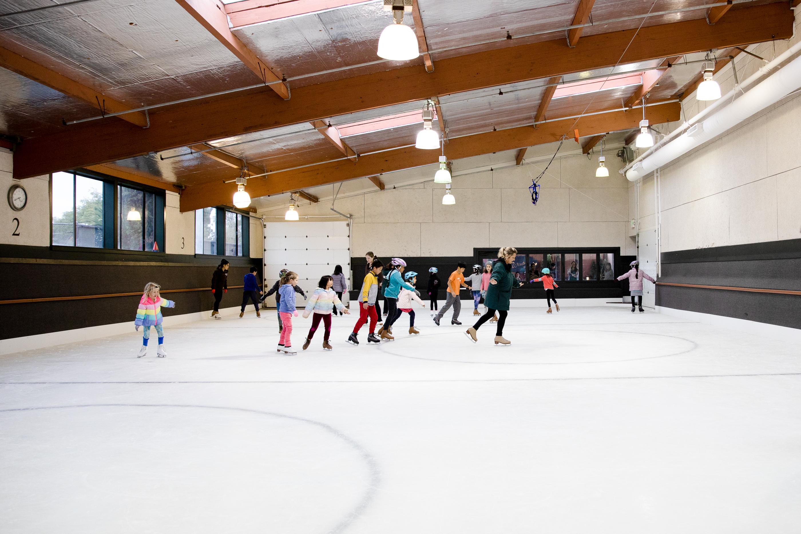 Winter Lodge Lessons & Classes