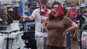 nazi face masks