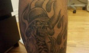 executioners tattoo