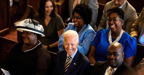 Biden black voters