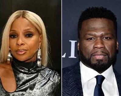 Mary J. Blige 50 Cent
