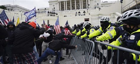 Capitol Right-Wing Mob