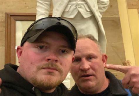 Sergeant Thomas Robertson and Officer Jacob Fracker
