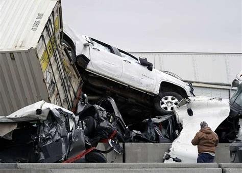Houston Massive Crash
