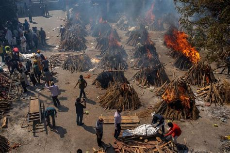 India's crematoriums