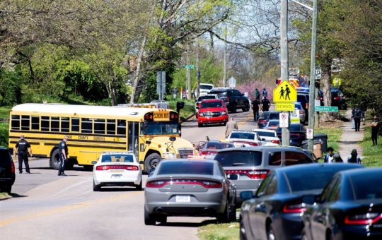 Knoxville School Shooting