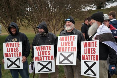 whitelives mater rally