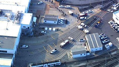 Transit employees shooting