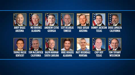 14 House GOP members