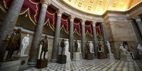 Confederate Statues in U.S. Capitol