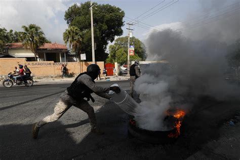 Haiti assassination plot