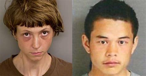 "Caitlin ""Rose"" Crenshaw and Cody ""Alex"" Brandon Huynh"
