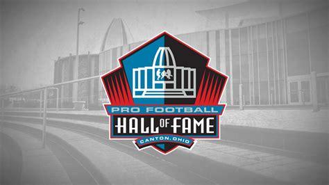 Hall Of Fame Pro Football
