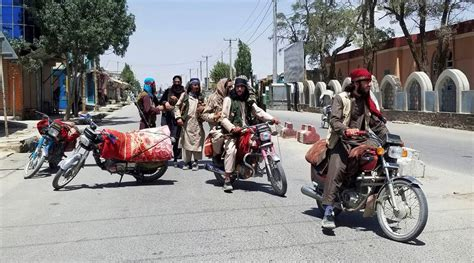 Taliban seize two of Afghanistan's largest cities