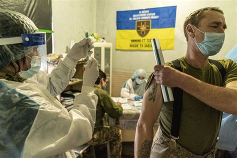 Vaccine resistance in the military
