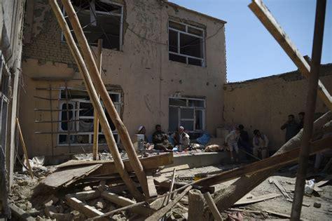civilian casualties in US airstrike