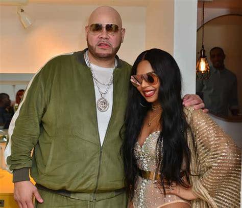Fat Joe and. Ashanti