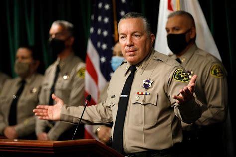 Los Angeles Sheriff Department Gangs
