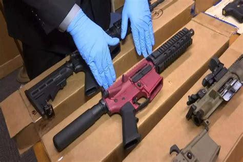 California scrambles to ban 'ghost guns'