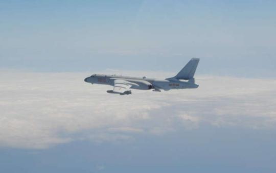 U.S. China Tensions Over Taiwan