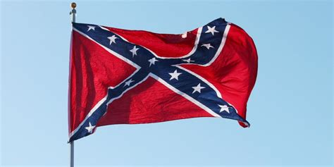 white students displayed Confederate flag at school