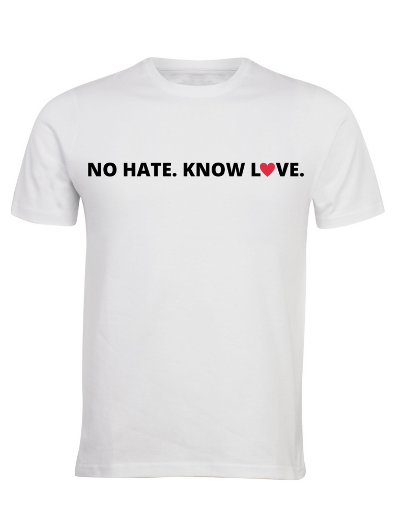 No Hate Know Love